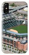 Coors Field Denver IPhone Case