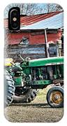 Coosaw - John Deere Tractor IPhone Case