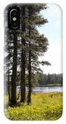 Cora Lake-2 IPhone Case