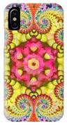Coral Ecstacy IPhone Case