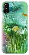 Coral Fishies IPhone Case