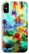 Coral Reef Impression 13 IPhone Case
