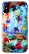 Coral Reef Impression 16 IPhone Case