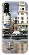 Cordoba Spain City Centre IPhone Case by Nathan Rupert