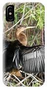 Cormorant Wingspan IPhone Case