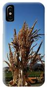 Corn Top IPhone Case