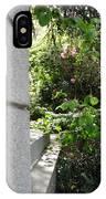Corner Garden IPhone Case