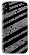 Corner Railing IPhone Case