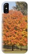 Corning Fall Foliage 1 IPhone Case