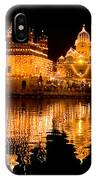 Corse Reflection IPhone Case
