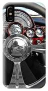 Corvette C1 - In The Driver's Seat IPhone Case