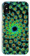 Cosmic Cacti In Spokane IPhone Case