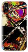 Cosmic Cross IPhone X Case