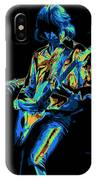 Cosmic Mick Of Bad Company In 1977 IPhone Case