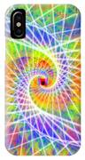 Cosmic Spiral Ascension 03 IPhone Case