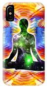 Cosmic Spiral Ascension 10 IPhone Case