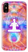 Cosmic Spiral Ascension 15 IPhone Case