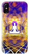 Cosmic Spiral Ascension 18 IPhone Case