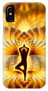 Cosmic Spiral Ascension 23 IPhone Case
