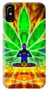 Cosmic Spiral Ascension 34 IPhone Case