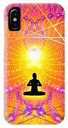 Cosmic Spiral Ascension 57 IPhone Case
