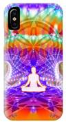 Cosmic Spiral Ascension 60 IPhone Case