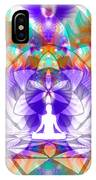 Cosmic Spiral Ascension 61 IPhone Case