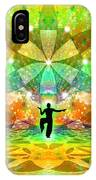 Cosmic Spiral Ascension 66 IPhone Case