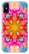 Cosmic Torch IPhone Case