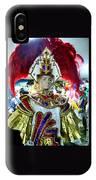 Costumed Man Tenerife IPhone Case
