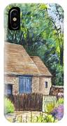 Cotswold Barn IPhone Case