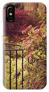 Cottage Dreams IPhone Case