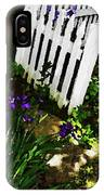 Cottage Entry  IPhone Case