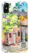 Cottage In Barca De Alva IPhone Case