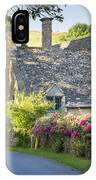Cottage In The Cotswolds IPhone Case