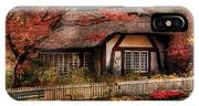 Cottage - Nana's House IPhone Case