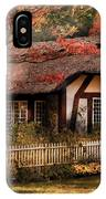 Cottage - Nana's House IPhone Case