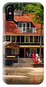 Cottage On A Lake IPhone Case