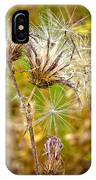 Cotten Grass IPhone Case