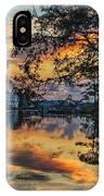 Cotton Bayou Sunrise IPhone Case