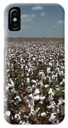 Cotton Plants IPhone Case