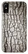 Cottonwood Bark 1 IPhone Case