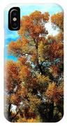 Cottonwood Fall Dress IPhone Case