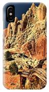 Cottonwood Narrows Side Show IPhone Case