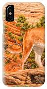 Cougar - Don't Move IPhone Case