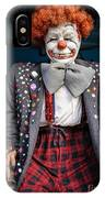 Coulrophobia IPhone Case