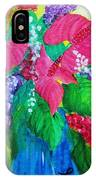 Countrified Exotic IPhone Case