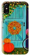 Country Autumn IPhone Case
