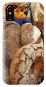 Country Bread And Muffins IPhone Case