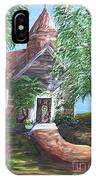 Country Church IPhone Case
